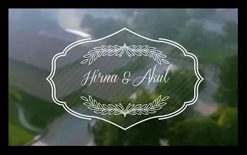Hirna – Akul Wedding